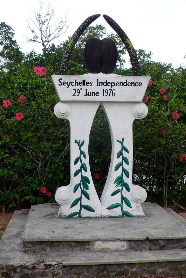 seychelles independence