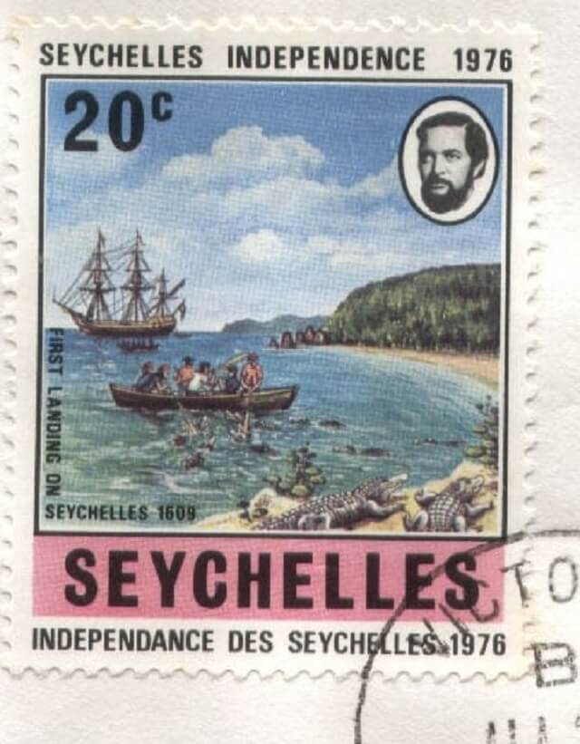 1976 - Year of Seychelles independence
